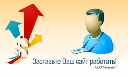 Поисковая раскрутка сайта, поисковая оптимизация сайта